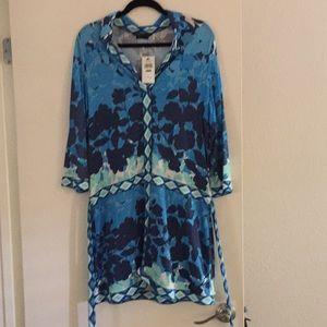 NWT BCBG Mod mini dress